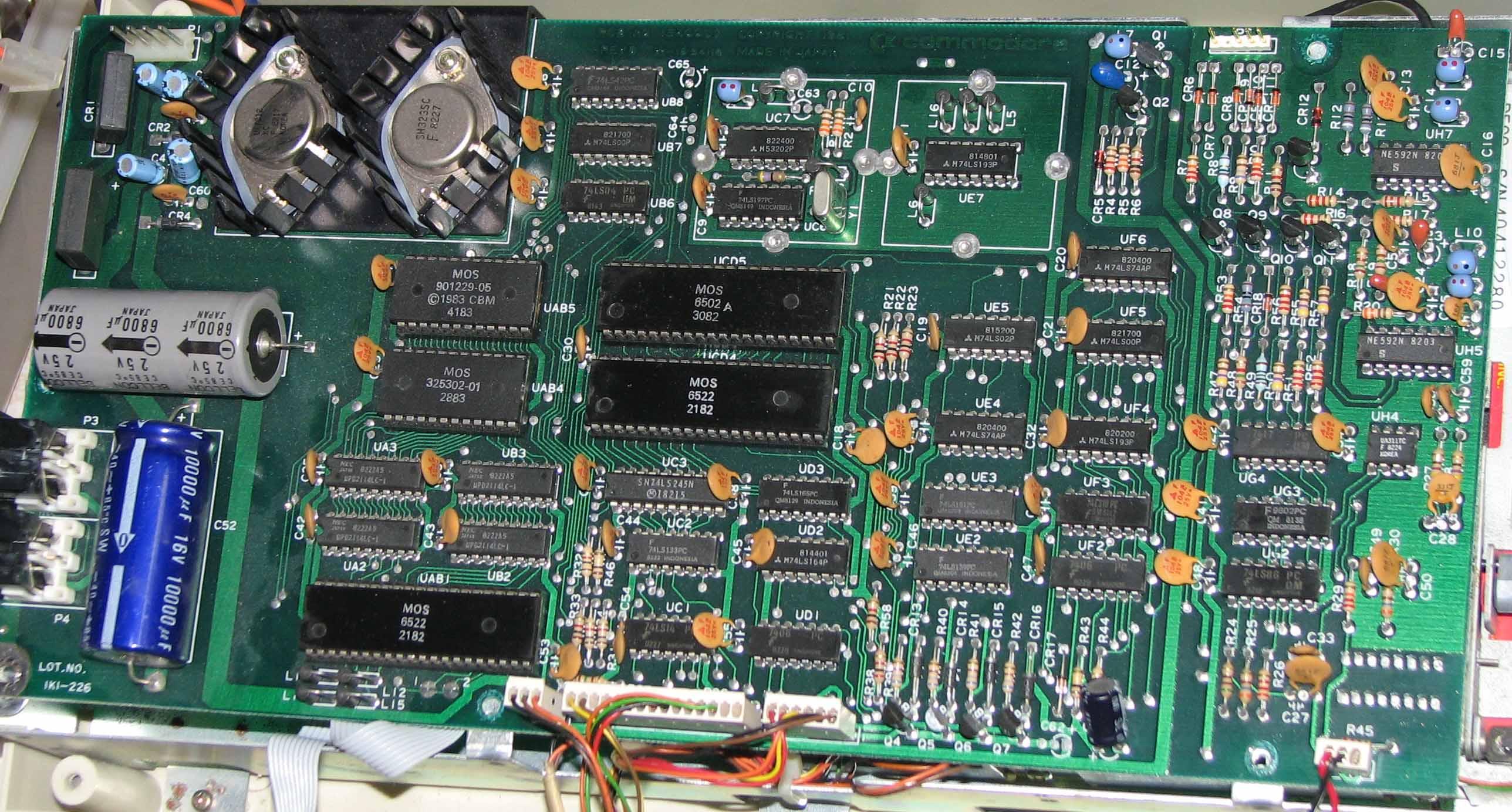 1541 long board