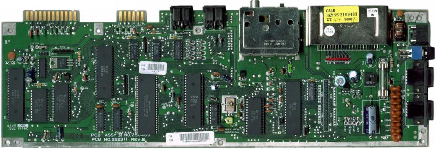 Mjk U0026 39 S Commodore Hardware Overview  Commodore 64